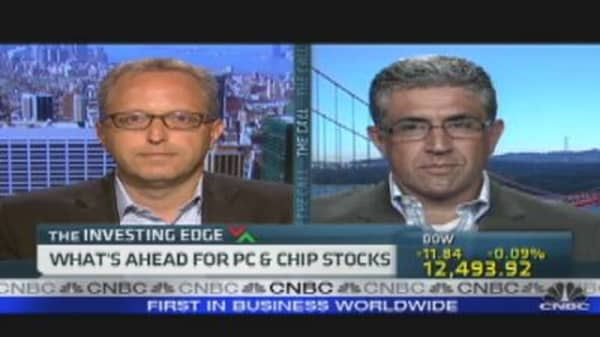 What's Ahead for PC and Chip Stocks?