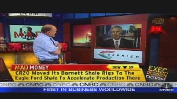 Cramer Eyes Carizzo Oil & Gas