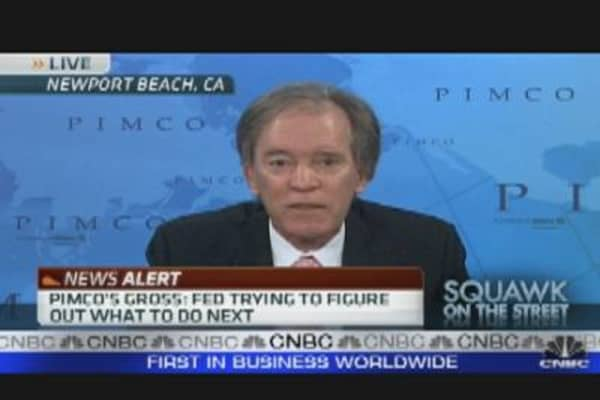 Bill Gross on Fed Policy
