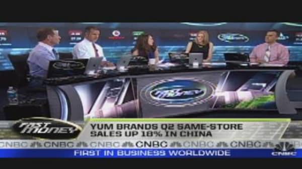 Yum Brands Reports Earnings