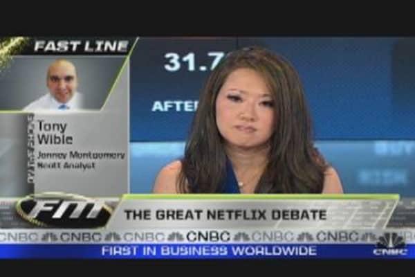 Great Netflix Debate: Analyst Speaks