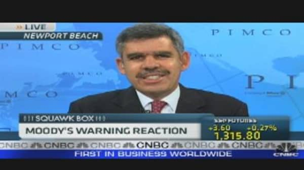 Moody's Warning Reaction