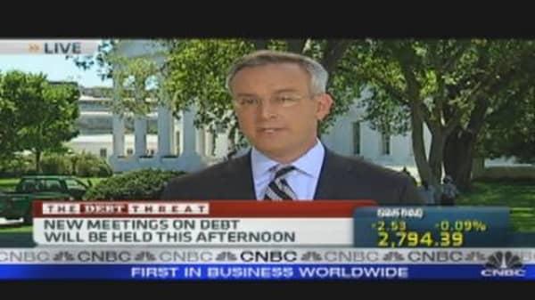 Debt Ceiling Talks