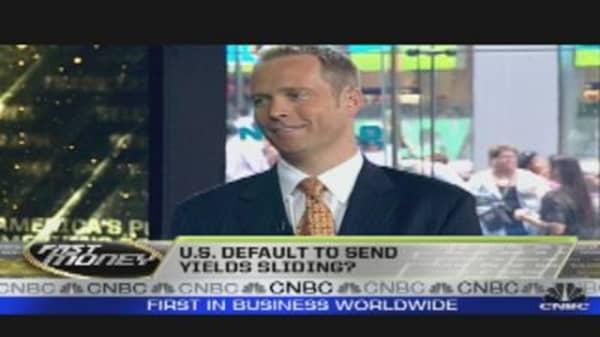 US Default: Impact on Treasuries