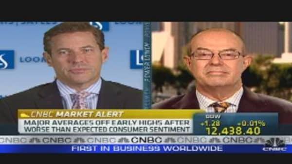 Market: Eyes on Earnings