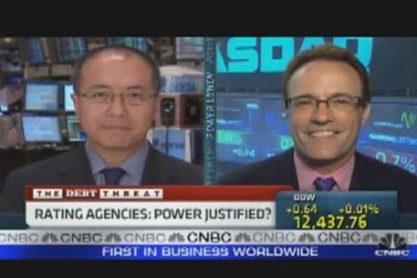 Rating Agencies' Power Justified?