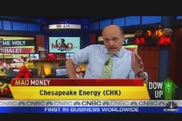 Cramer Explores Energy Sector