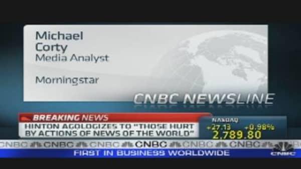 Dow Jones CEO Resigns