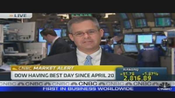 Stocks Rally on Earnings