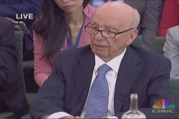 Murdoch: Singapore Most Open & Clear Society