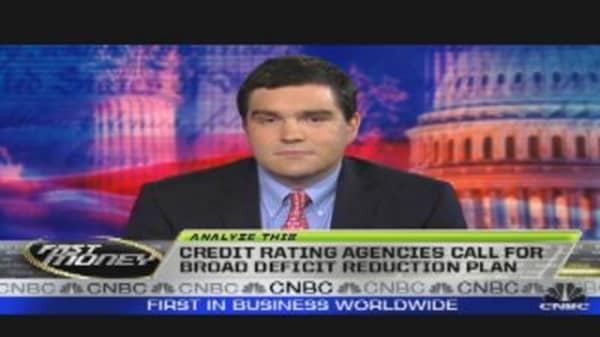 Winners/Losers of Debt Deal