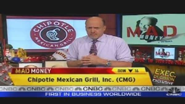 Chipotle CFO Talks Growth