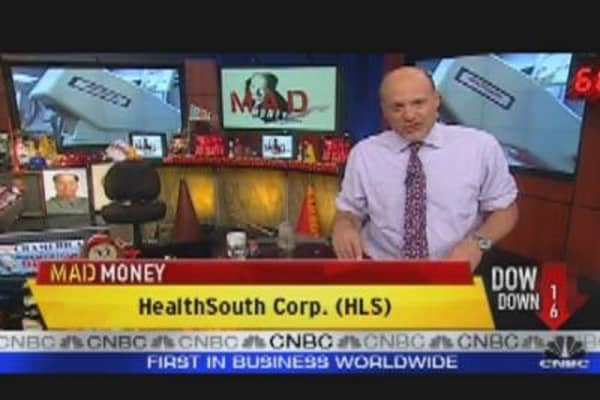 Cramer Gets Bullish on HLS