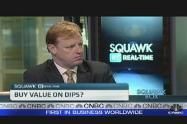 Buy Value on Dips: Libra Investment Services