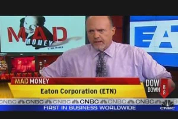 ETN CEO Talks Earnings, Outlook
