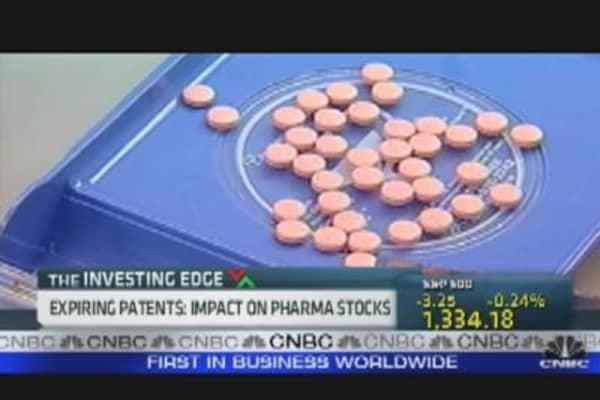 Expiring Patents & Drug Stocks