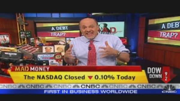 Why Markets Didn't Crash: Cramer