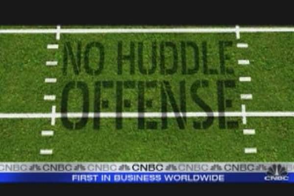 No Huddle Offense: NFLX