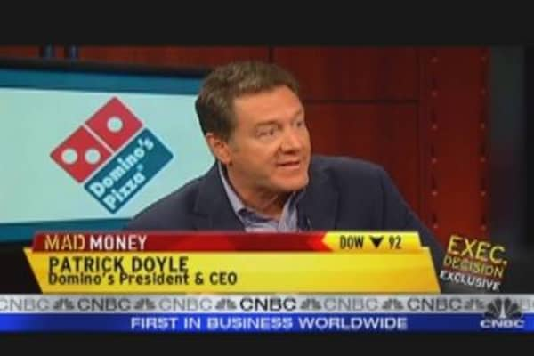 Domino's CEO Talks Turnaround