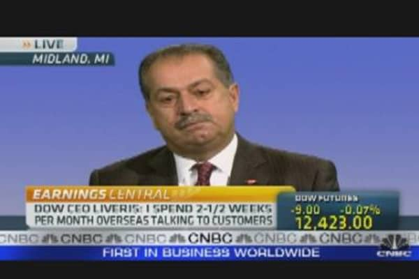 Dow Chemical Q2 Results