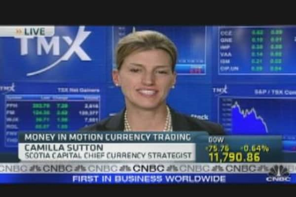 Money In Motion: Trading Currencies in Turmoil