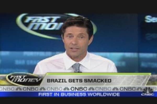 Trading the Globe: Brazil Getting Killed