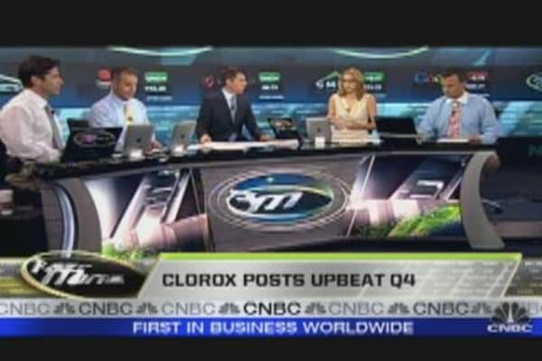 Clorox Earnings: Latest on Icahn