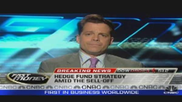 Hedge Funds Ahead of Crisis?