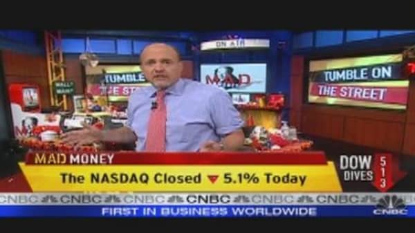 Why Market Won't Crash: Cramer