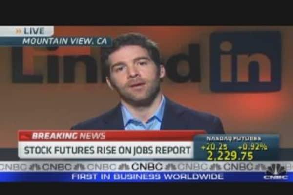 LinkedIn's Profit & Jobs Connection