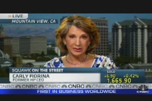 Carly Fiorina Gets America Back to Work