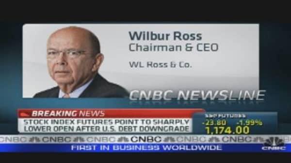 Wilbur Ross: Downgrade Based on Democracy