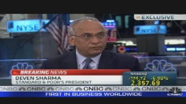 S&P Defends Its Decision