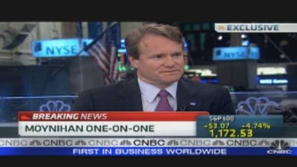 Moynihan One-on One: Part 1