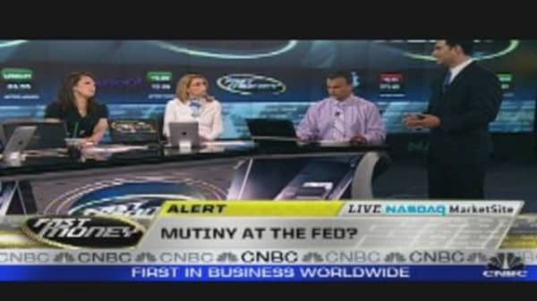 Mutiny at the Fed