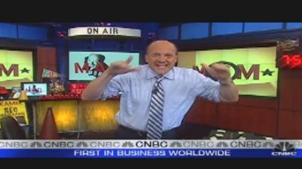 Bullish on High-Yielders: Cramer