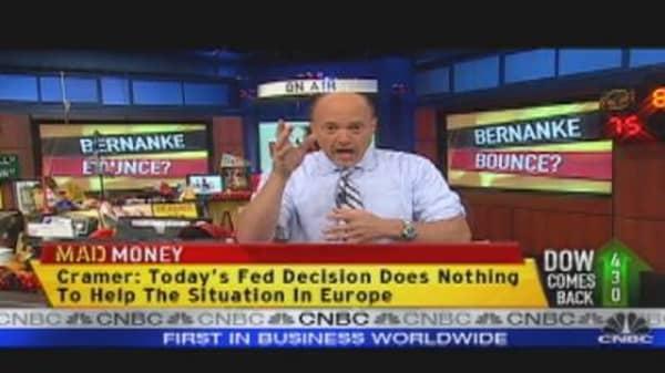 Ben Bernanke Bounce?