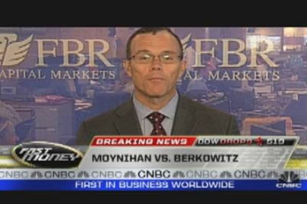 BofA's Moynihan vs. Berkowitz