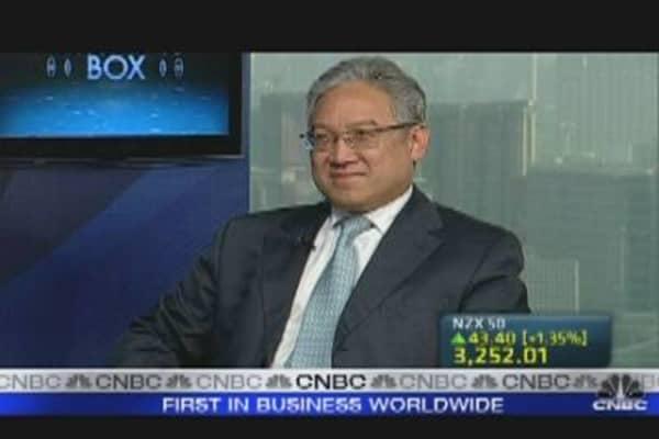Li & Fung Upbeat on Asia Growth