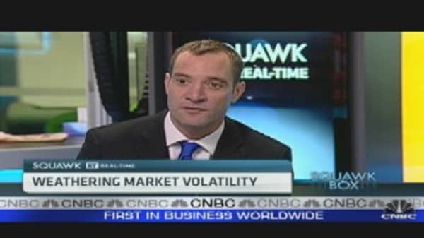 Hold Cash to Weather Market Volatility: Analyst