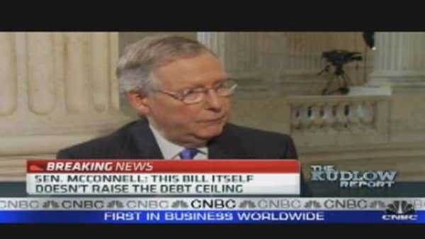 McConnell: Political Tidal Wave?