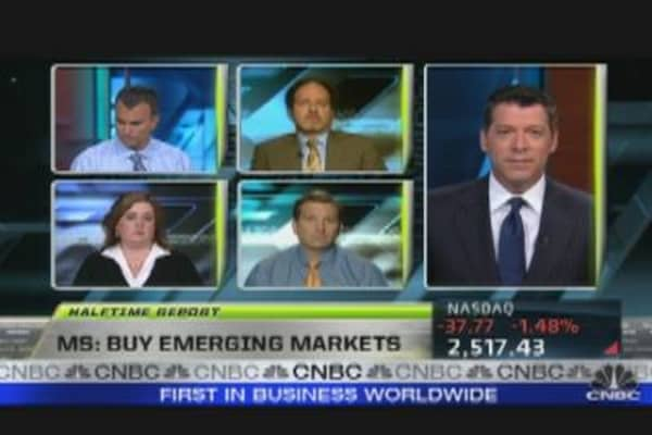 Is Now the Time to Buy Emerging Markets?