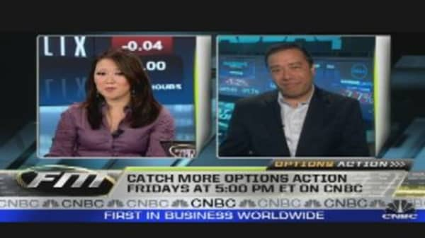 Options Action: Netflix Overvalued?