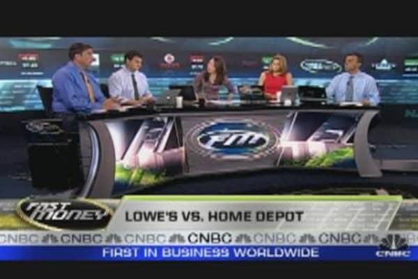 Lowe's vs Home Depot