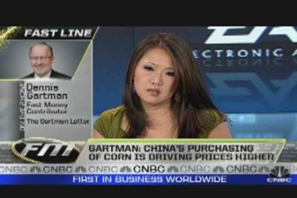 Gold Not in a Bubble: Gartman