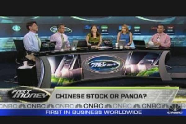 Chinese IPO or Panda