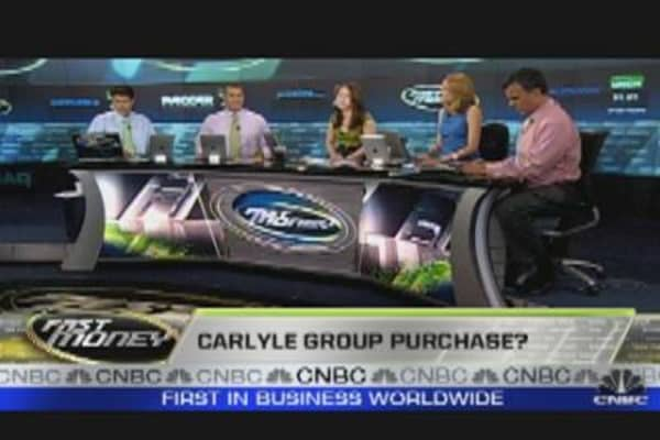 Carlyle Group Purchase?