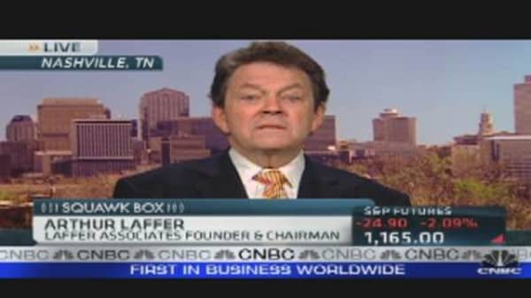Art Laffer: Taxing the Wealthy