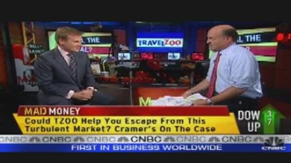 TZOO CEO Speaks to Cramer