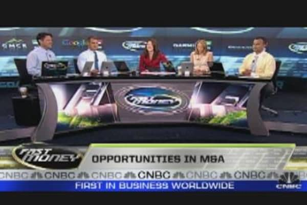 Opportunities in M&A